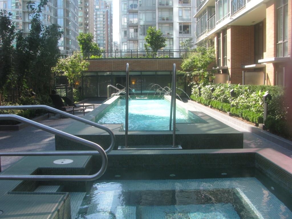 Sweet Pool in Vancouver